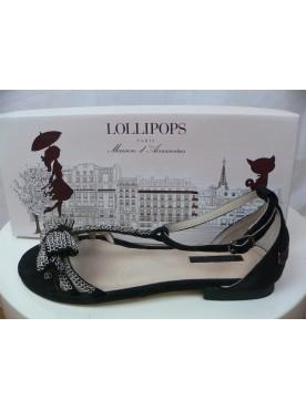 Sandal Femme Lollipops Métale
