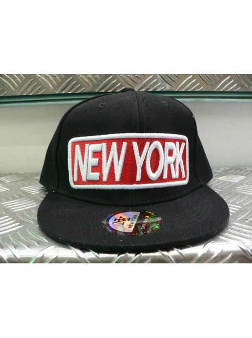 Casquette Noir New York