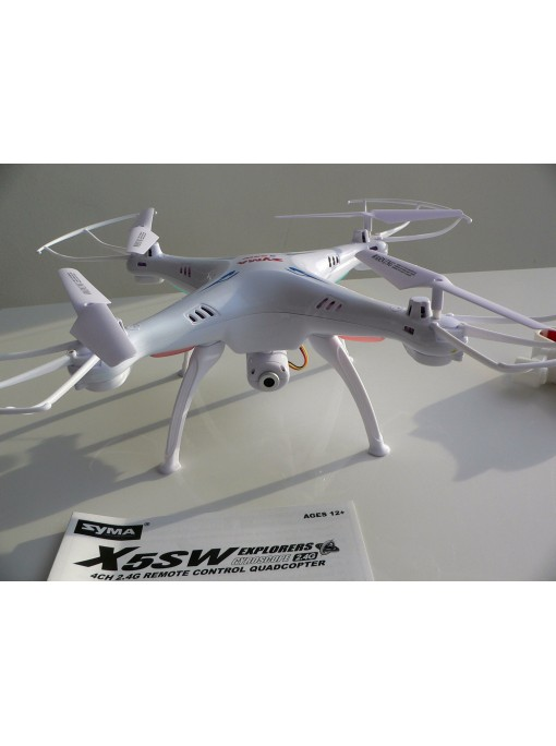 super drone X5SW Syma With Caméra et Wi-fi