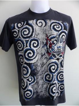 T-shirt Homme Ronin Imprimé Boshido