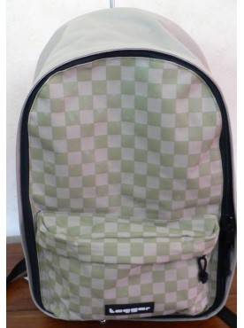 sac a dos tagger backpack beige