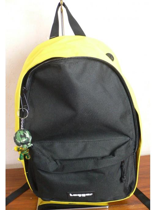 sac a dos tagger backpack jaune noir