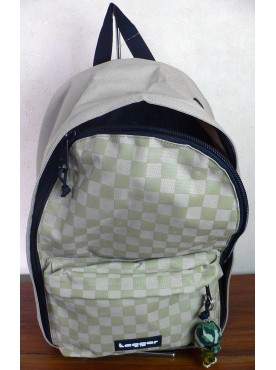 sac a dos tagger backpack beige damiers