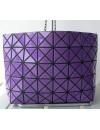 sac messenger petit sac de soirée de mode simili-cuir vernis et simili-cuir losanges violet
