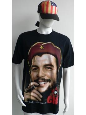 T-Shirt homme le che guevara légend en 3 D