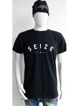 t-shirt homme noir imprimé seize Tokyo