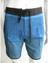 short de bain homme surf bleu pacifique