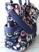 grand sac cabas grande anses femme imprimé paris