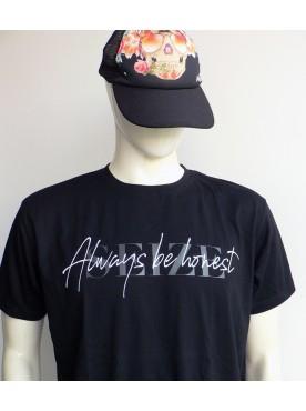 t-shirt officiel store homme imprimé Mode always be honest