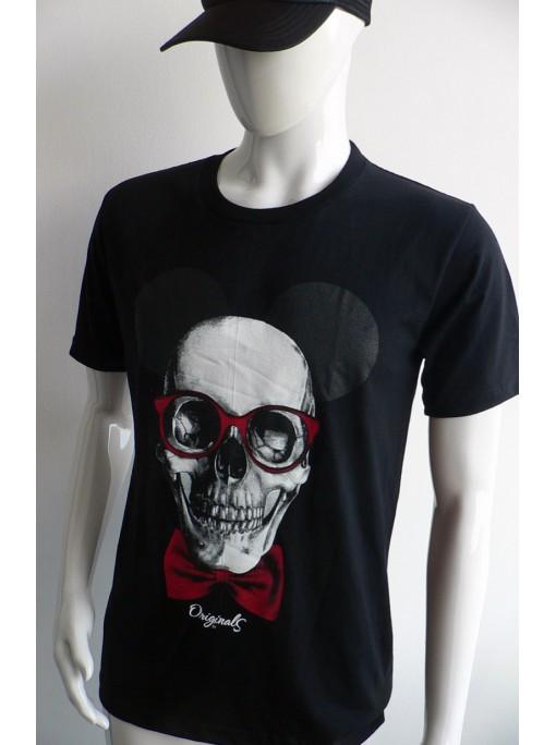 Découvrez ce très beau T-Shirt Mode Homme Imprimé une guitare