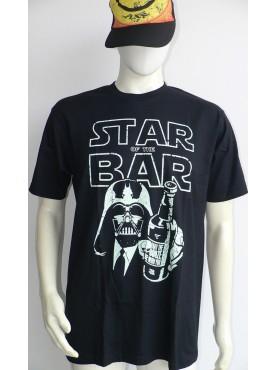 Découvrez ce très beau T-Shirt Mode Homme fantaisie star bar