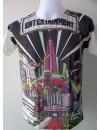 T-Shirt Homme Imprimé Imprimé Radio City
