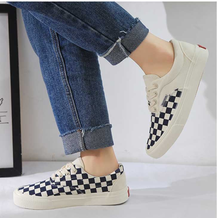 chaussure en toile