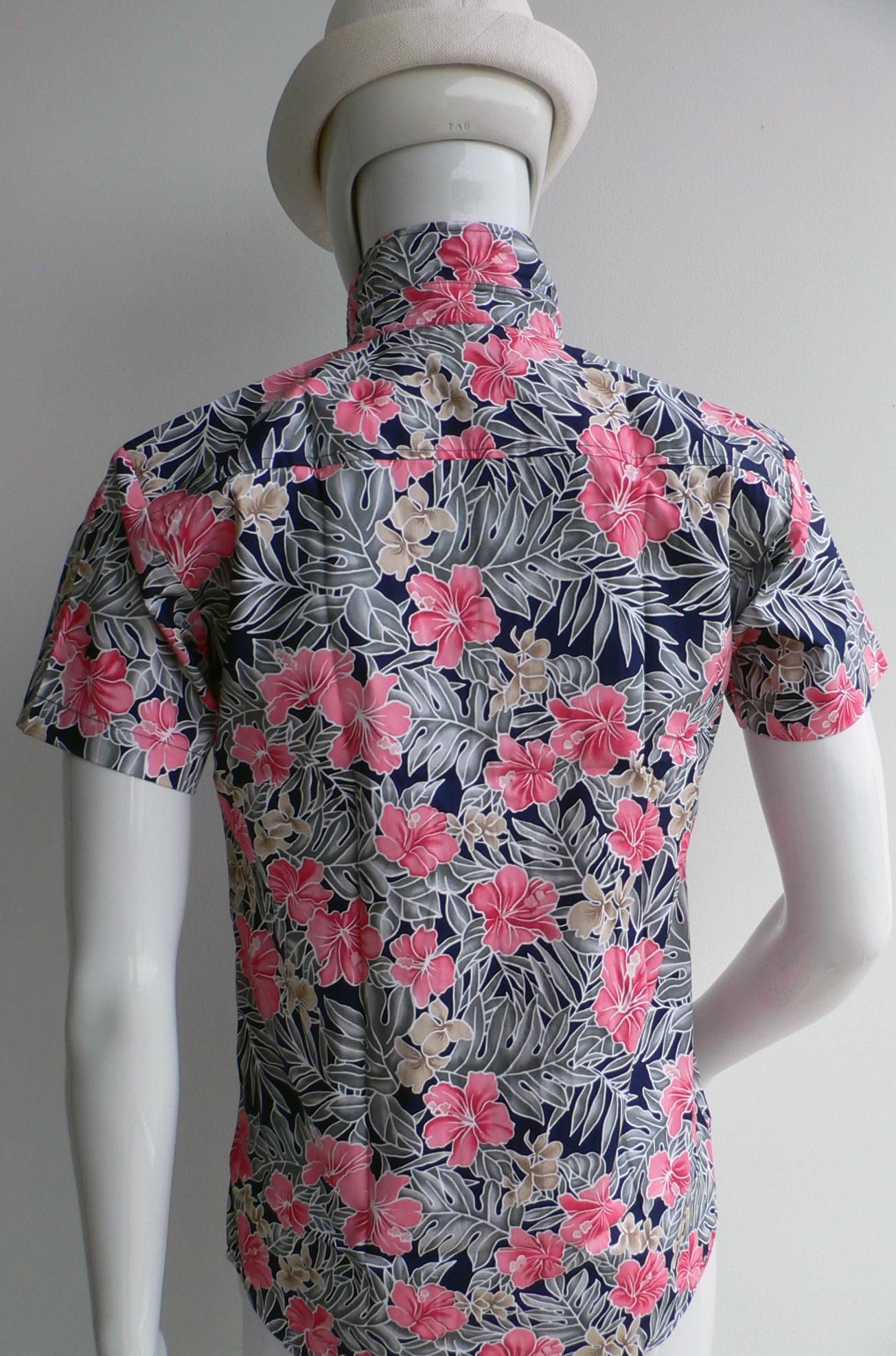 chemise manche courte homme